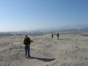 Near Chanquillo Peru