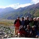 researchers in Nepal